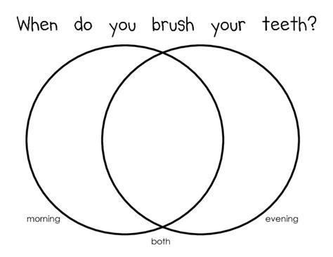 venn diagram for second grade math venn diagram math