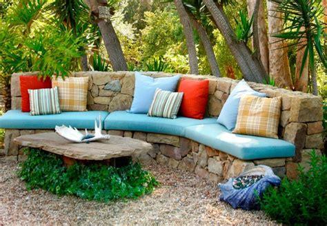 Eine Schicke Garten Lounge Zum Relaxen Gestalten