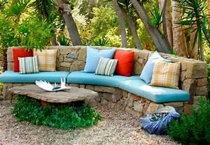 Ideen Für Den Garten Zum Selbermachen : eine schicke garten lounge zum relaxen gestalten loungem bel und deko ~ Bigdaddyawards.com Haus und Dekorationen