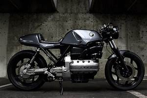 Cafe Racer Bmw : the therapist jeff veraldi 39 s bmw k100 cafe racer bike exif ~ Medecine-chirurgie-esthetiques.com Avis de Voitures