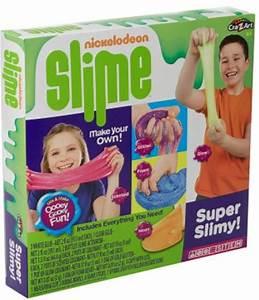 Nickelodeon Cra Z Slime Super Slimey Set ly $14 95 Best