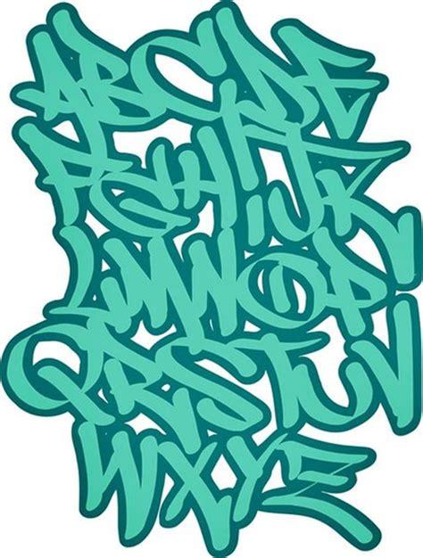 alphabet letters in graffiti bubbles 32 inspirational graffiti alphabet letter exles