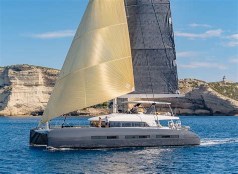 Catamaran Charter South Of France by Book Ahead To Be The First Charter Guests Aboard Luxury