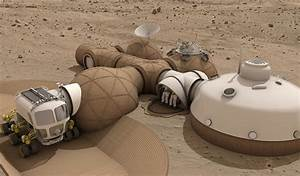 How to 3D-print a habitat on Mars - Room: The Space Journal