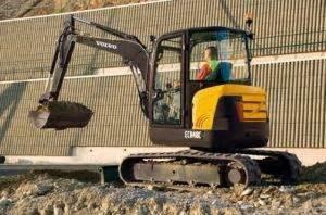 salt lake city compact excavator rental mini excavator  rent utah construction equipment