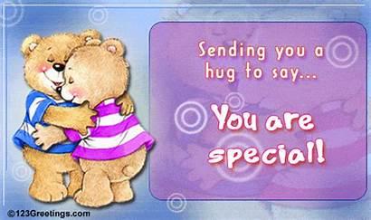 Hug Happy Wallpapers Valentines Romantic Cards 123greetings