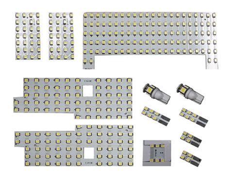 pack led pour voiture toyota prius ootuning
