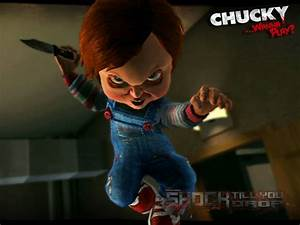 Video Games: A Better Look at Chucky - Shock Till You Drop