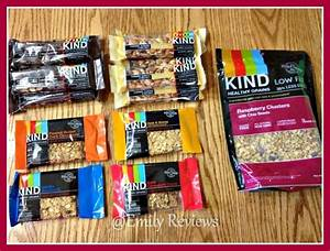 KIND Snacks ~ Back To School With Tasty, Easy To Grab ...