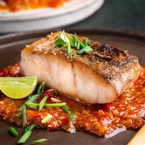 crispy fish  sweet chilli marions kitchen