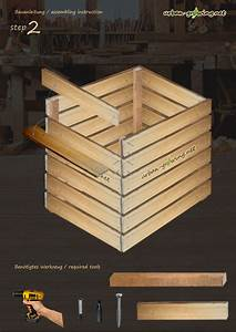 Schnellkomposter Selber Bauen : komposter selbst bauen bauanleitung kompostkasten ~ Michelbontemps.com Haus und Dekorationen