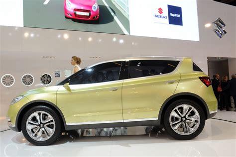 2019 Suzuki S Cross Concept  Car Photos Catalog 2018