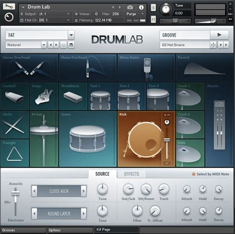 Torrent Drum Lab  Samples Kontakt Samples Y Mas