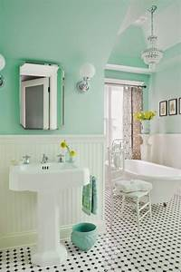 best 20 vintage bathrooms ideas on pinterest vintage With bathroom paint colors ideas for the fresh look