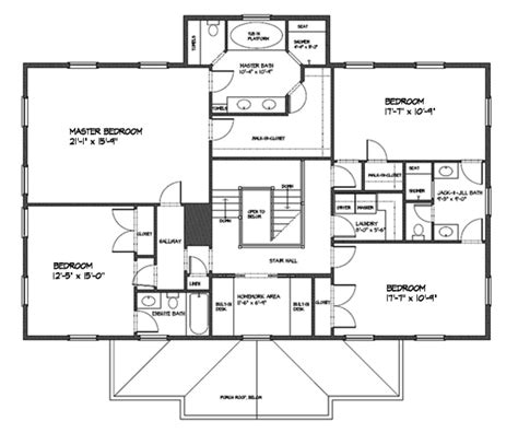 delightful 3000 sq ft home plans classical style house plan 4 beds 3 5 baths 3000 sq ft