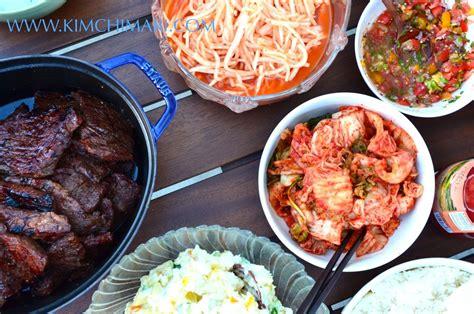 unique bbq sides best korean bbq party menu and tips kimchimari