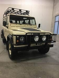 frame off restored 1984 Land Rover Defender 110 offroad ...