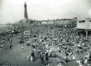 blackpool tower floor blackpool shown in it 39 s heyday as the