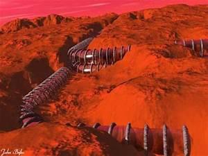 Mars Tubes