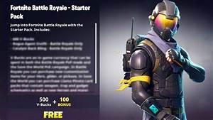 Así es el 'Starter Pack' de Fortnite: Battle Royale que ...