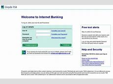 lloyds bank online personal