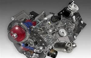 The Engine In Honda U0026 39 S New Talon