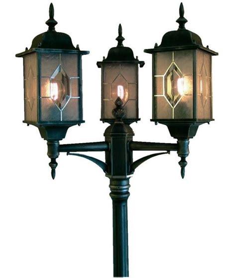 outdoor l posts outdoor post lights solar post ls outdoor