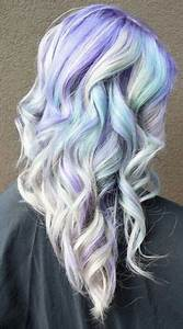 25 Amazing Blue and Purple Hair Looks