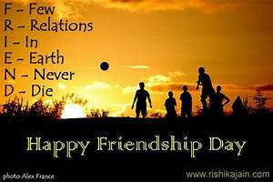 25+ Happy Frien... Friendship Day Good Quotes