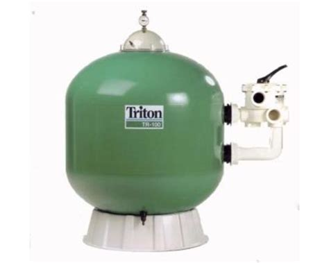 Pentair Triton Sand Filters