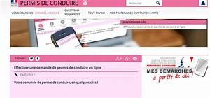 Permis Conduire En Ligne : ou en est l 39 dition de mon permis de conduire actualit s faq ~ Medecine-chirurgie-esthetiques.com Avis de Voitures