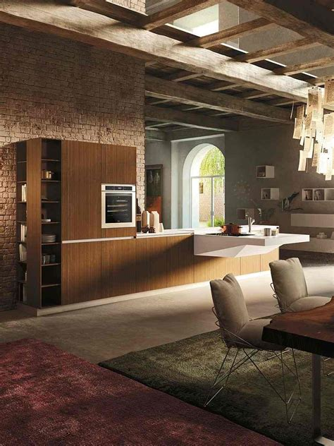 cuisine en l ouverte sur salon cuisine ouverte sur salon très design de snaidero