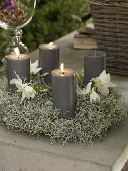 Adventskranz Zum Selber Machen by Adventskranz Basteln Advent Wreath Candles