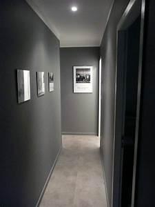 couloir sombre quelle couleur 8 idee couleur peinture With couloir sombre quelle couleur