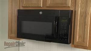 Ge Microwave Disassembly  U2013 Microwave Repair Help