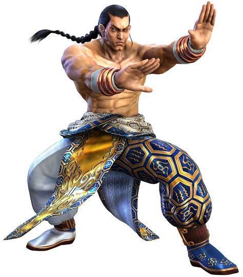 Tekken 5 Dark Resurrection Official Artworks