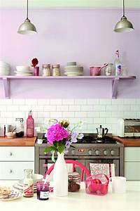 Küche Wandgestaltung Ideen : tolle wandgestaltung ideen f r die k che das wohn und ~ Sanjose-hotels-ca.com Haus und Dekorationen