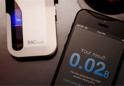 iphone breathalyzer bactrack iphone breathalyzer gearmoose