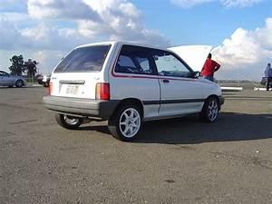 77zeta U0026 39 S 1988 Ford Festiva In San Jose  Ca