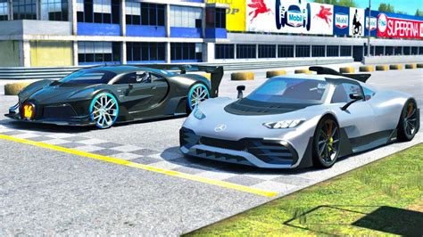 Thanks for watching and be sure to subscribe to. Mercedes-AMG Project One vs Bugatti Black Devil VGT at Old Monza - YouTube
