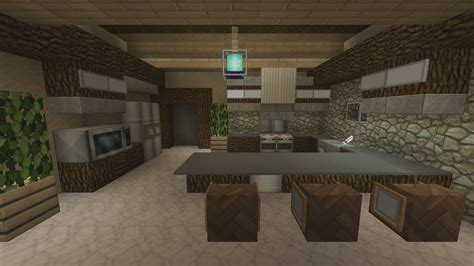 Minecraft Interior Design Kitchen Modern Rustic Traditional Kitchen Designs Mcxone Show Your Creation Minecraft Xbox One
