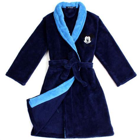 4 16y fleece robes character bathrobes boys
