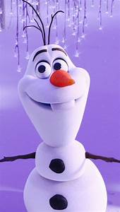 Frozen Phone Wallpaper - Olaf and Sven Photo (39461279 ...