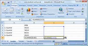 Excel Formeln Automatisch Berechnen : relativer und absoluter bezug gemischte bez ge in excel ~ Themetempest.com Abrechnung