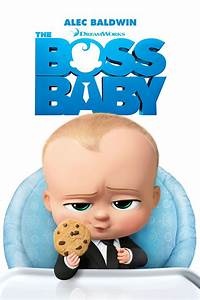 The Boss Baby (2017)  The Movie