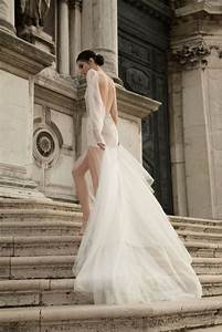 10 go to designers for backless wedding dresses With dress to go to wedding