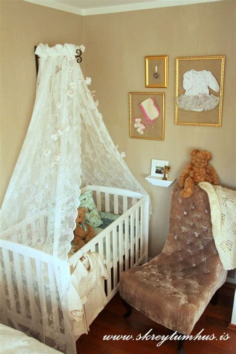 baby cot drapes i am going to attempt to do this in new baby s room lacy