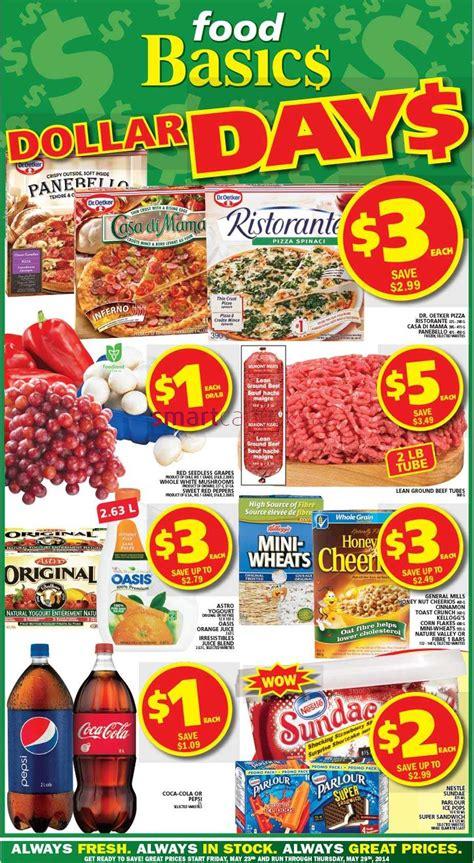 basics of cuisine food basics canada flyers friday may 23 to thursday may