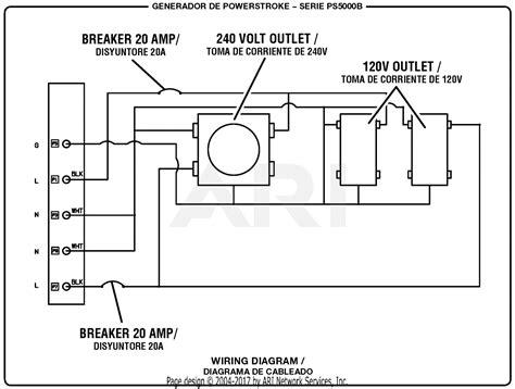 Homelite Psb Series Watt Generator Parts Diagram