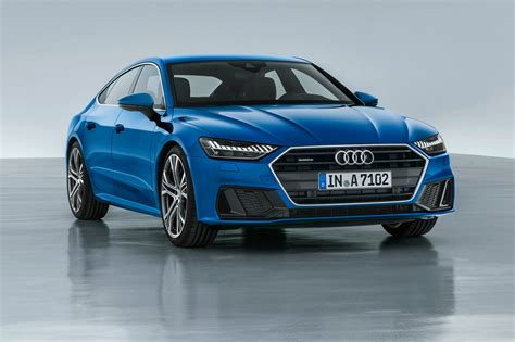 2018 audi a7 the a8 s sleek and sporty new sibling by car magazine